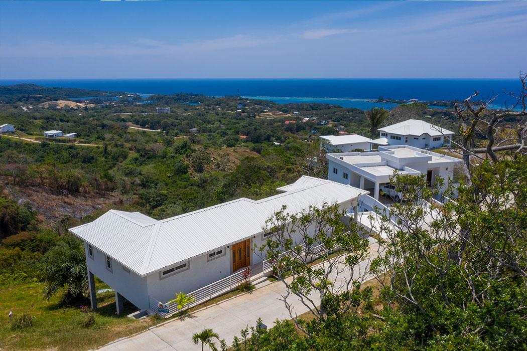 White-Hill-Villa-Corel-View