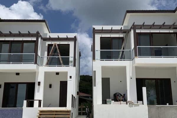 Coco Road East Beachfront Villa, First Bight