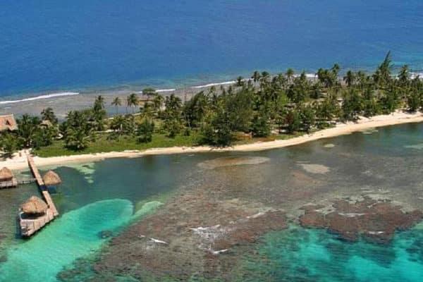 Upper Long Cay Lot #13, Cayos Cochinos