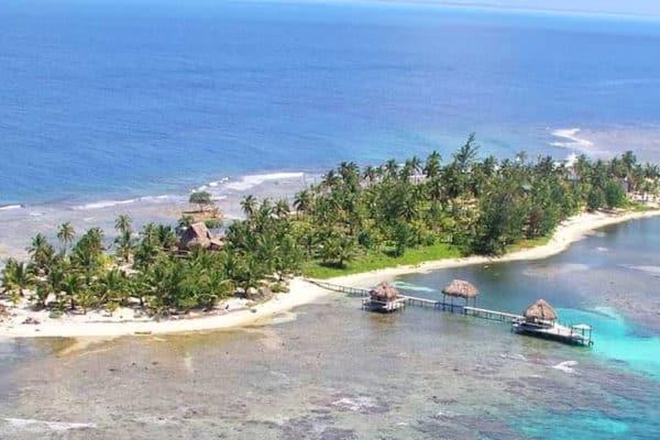 Upper Long Cay Lot #3