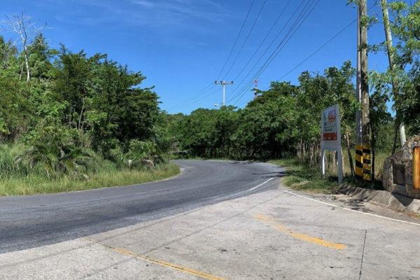 0.39 acres Roadfront Lot Across Jonesville Entrance