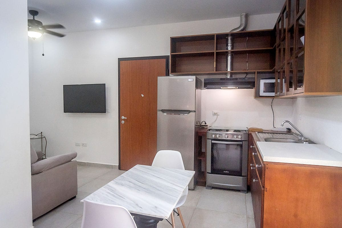 Kitchen Room at Roatan 1 Condo 5140, Coxen Hole, Roatan