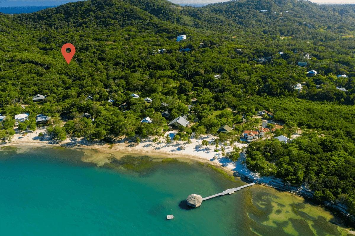 Lot 18-1 Palmetto Bay Plantation, Roatan 4