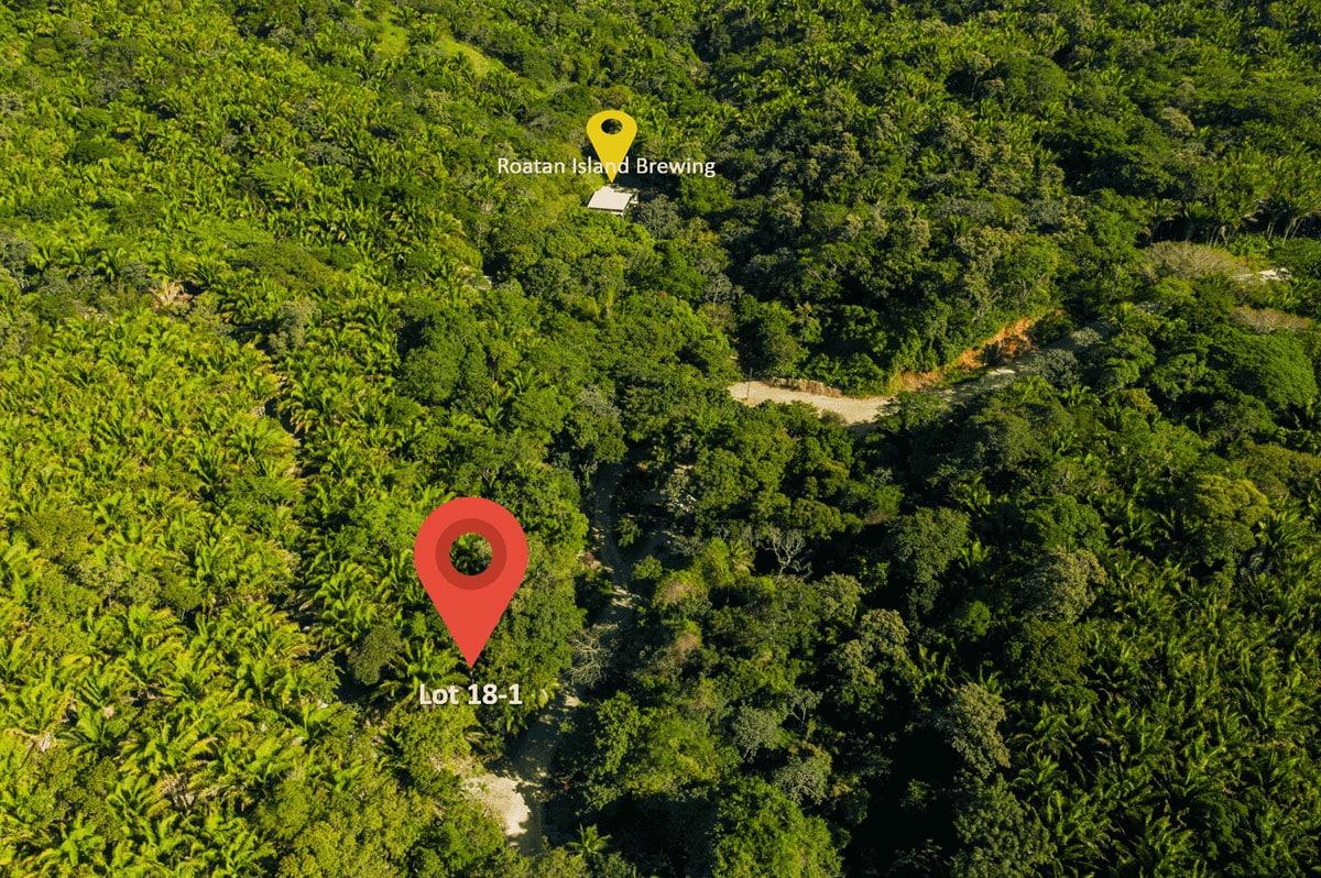 Lot 18-1 Palmetto Bay Plantation, Roatan 7