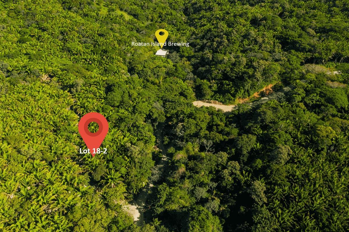 Lot 18-2 Palmetto Bay Plantation, Roatan 6