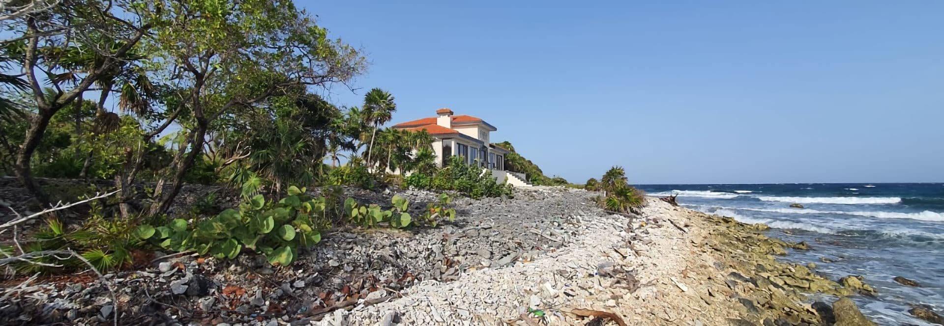 Beachfront Lot 5, Parrot Tree, Roatan