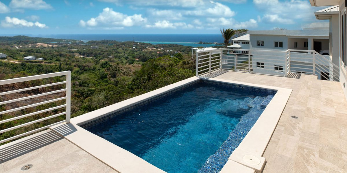 White-Hill-Villa-Coral-Views-Pool-View-Roatan